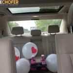 Alquiler de coche para ocasiones especiales