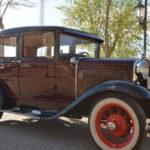 coche clasico para eventos